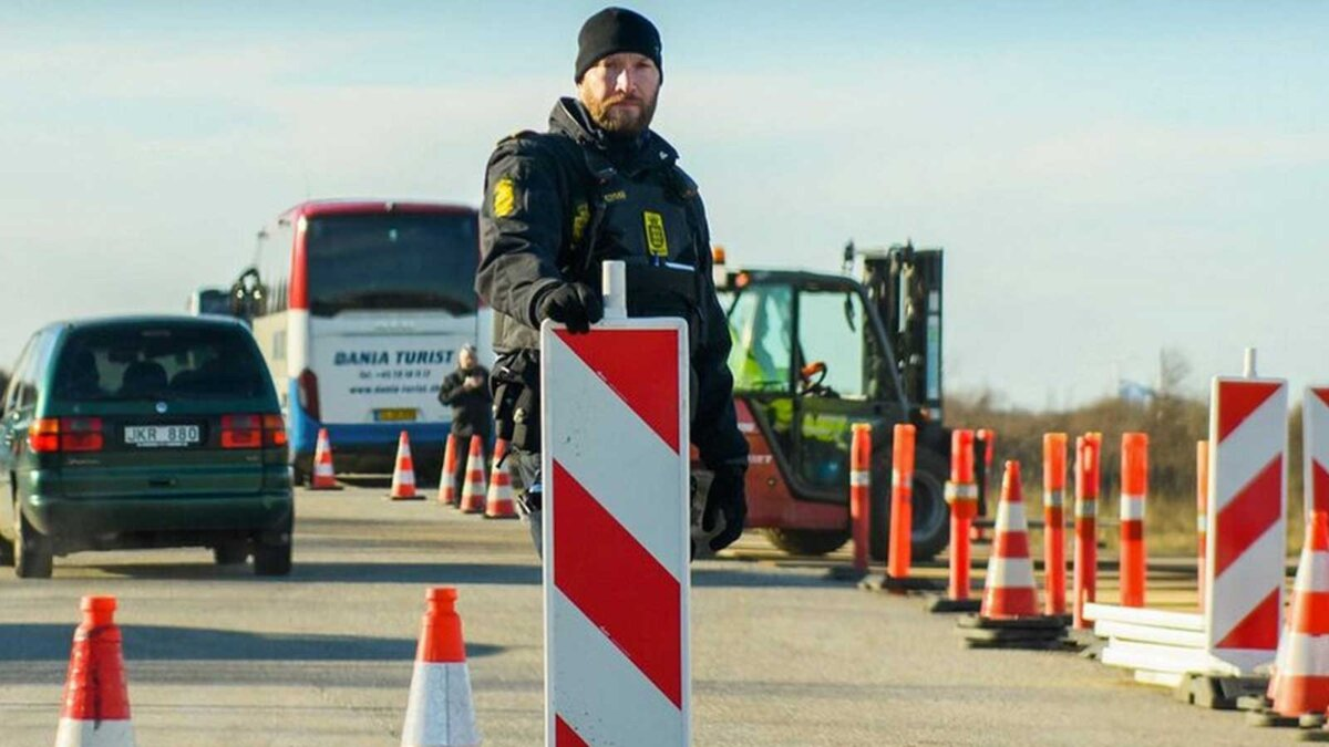 граница финляндия закрыта
