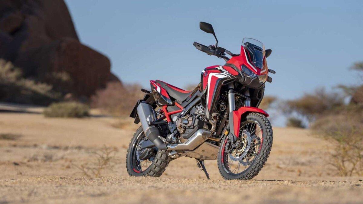 мотоцикл Honda CRF1100L Africa Twin 2020