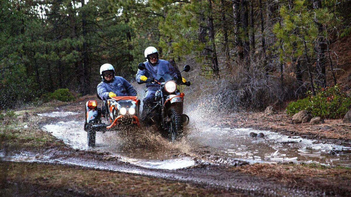 Ural Gear Up GEO LE