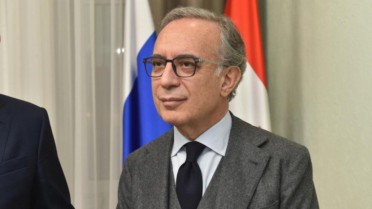 посол Италии в РФ Паскуале Терраччано