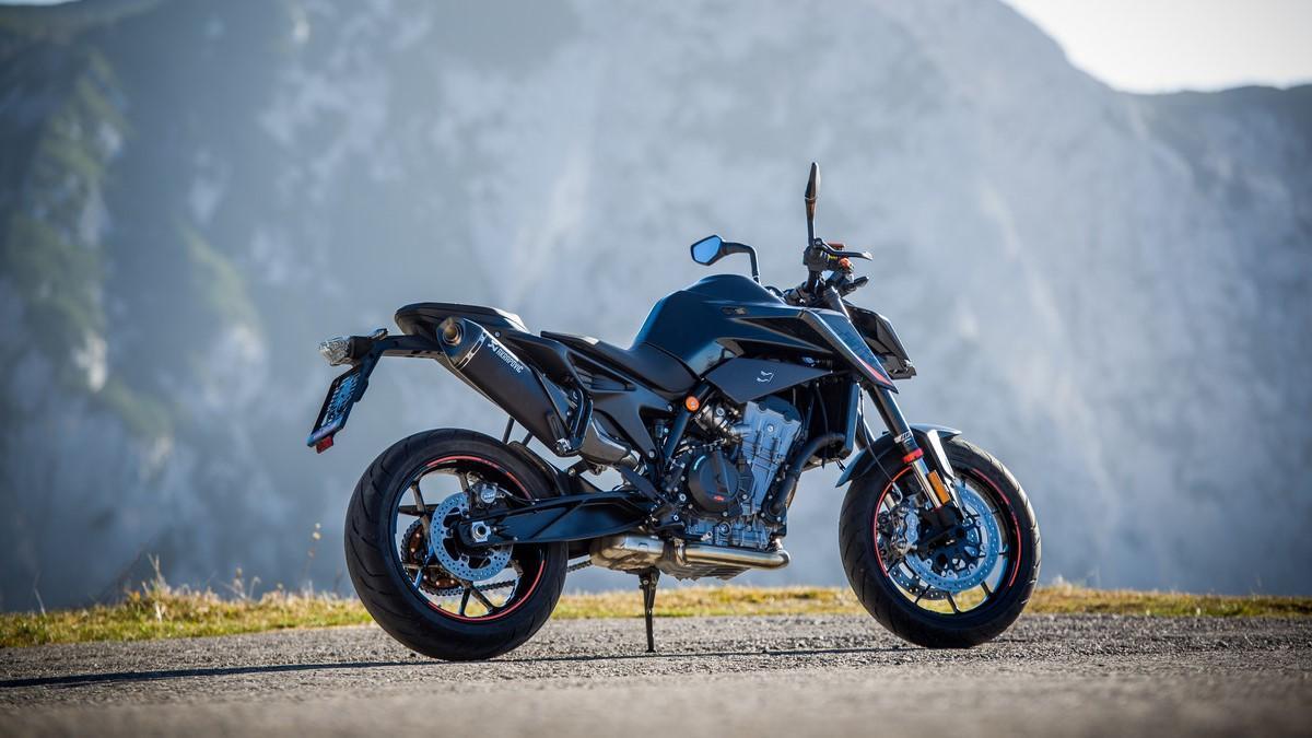 KTM 890 Duke мотоцикл