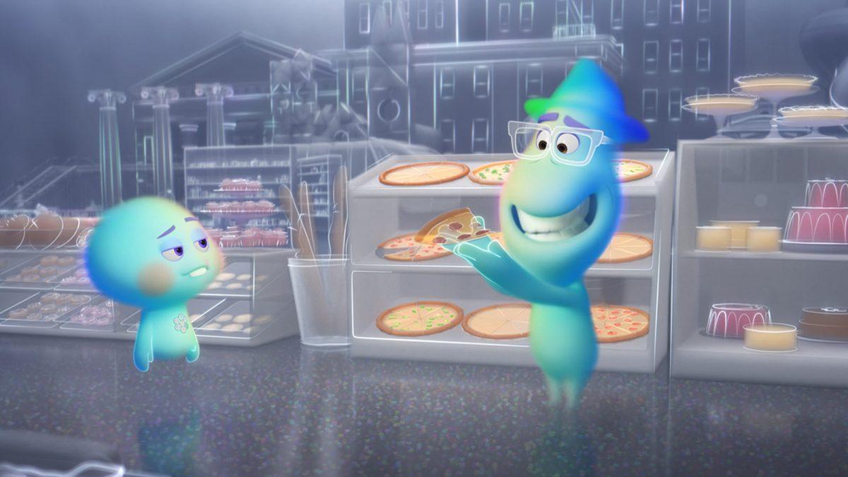 фильм Душа от студии Pixar