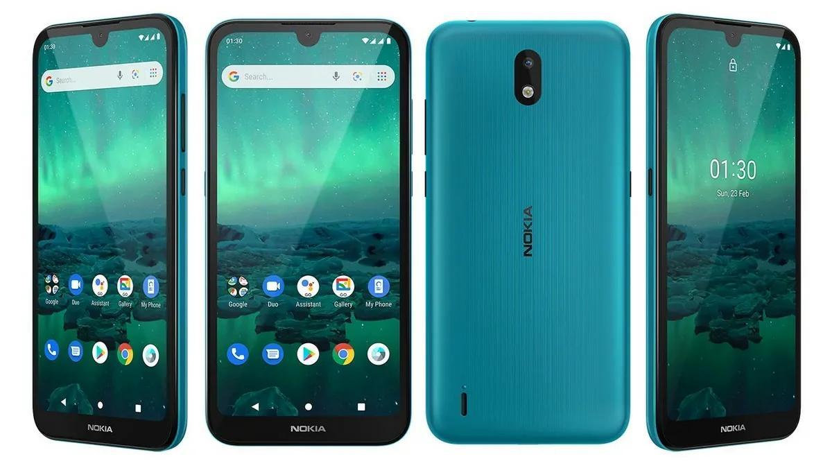 Nokia 1.4 заменит прошлогодний Nokia 1.3