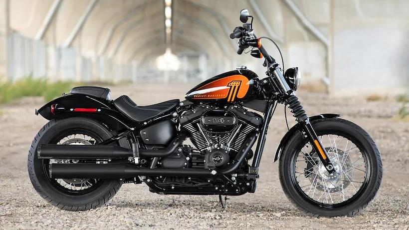 Harley-Davidson Street Bob мотоцикл