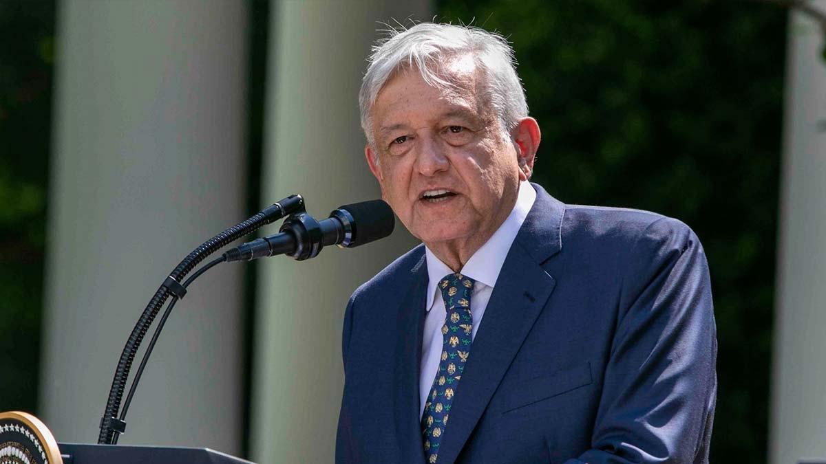 Андрес Мануэль Лопес Обрадор президент Мексики