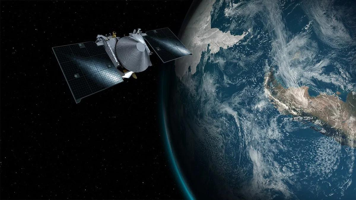 Зонд OSIRIS-REx