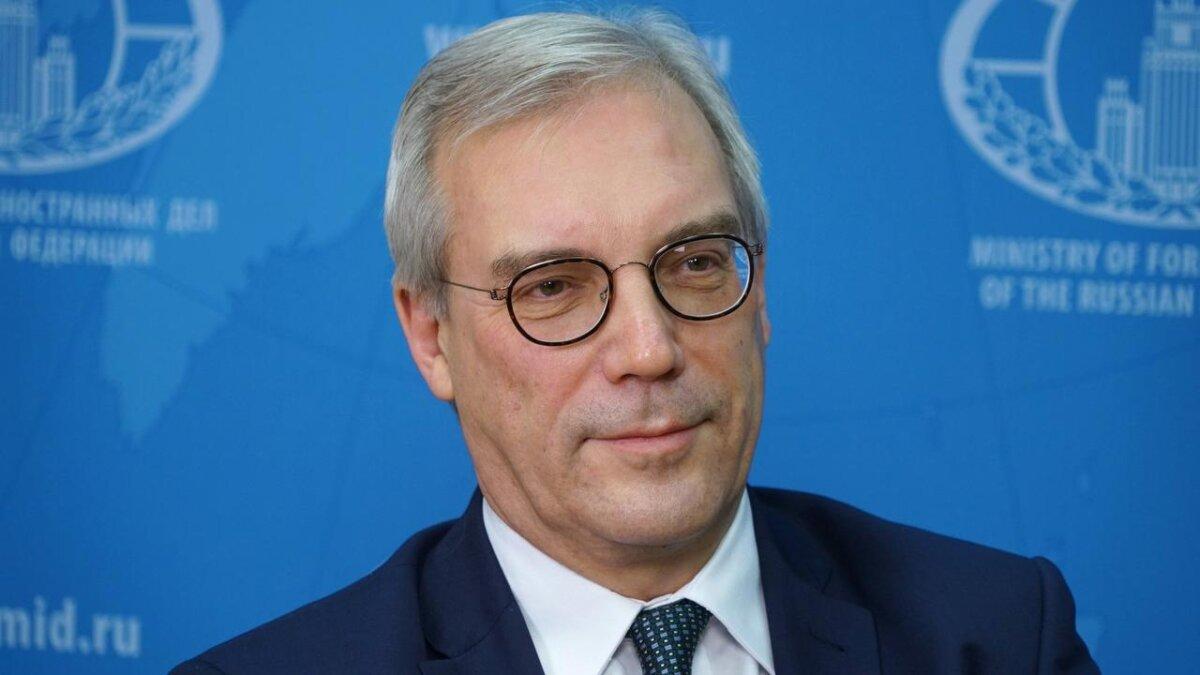 замминистра иностранных дел РФ Александр Грушко два