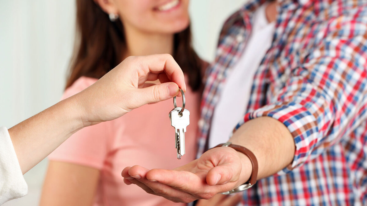 ипотека передача ключей от квартиры
