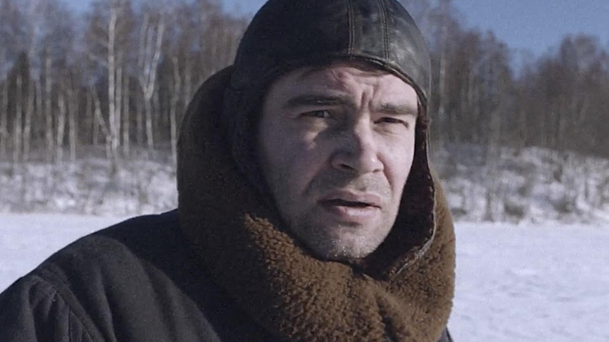 "кадр из фильма ""Летчик"""
