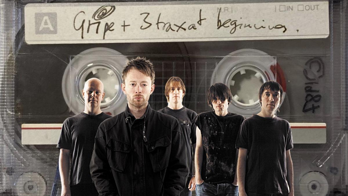 кассета Radiohead