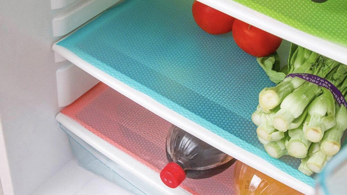 коврики в холодильнике