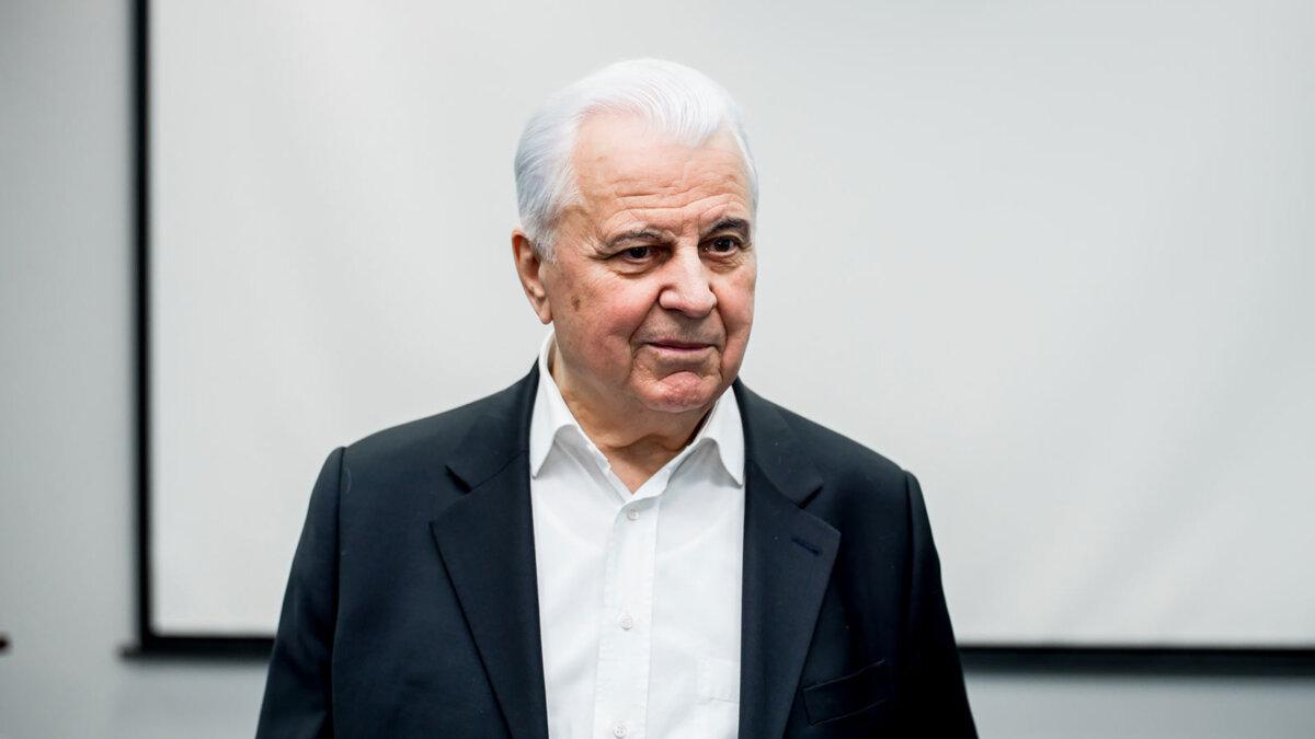 Леонид Кравчук украинский политик