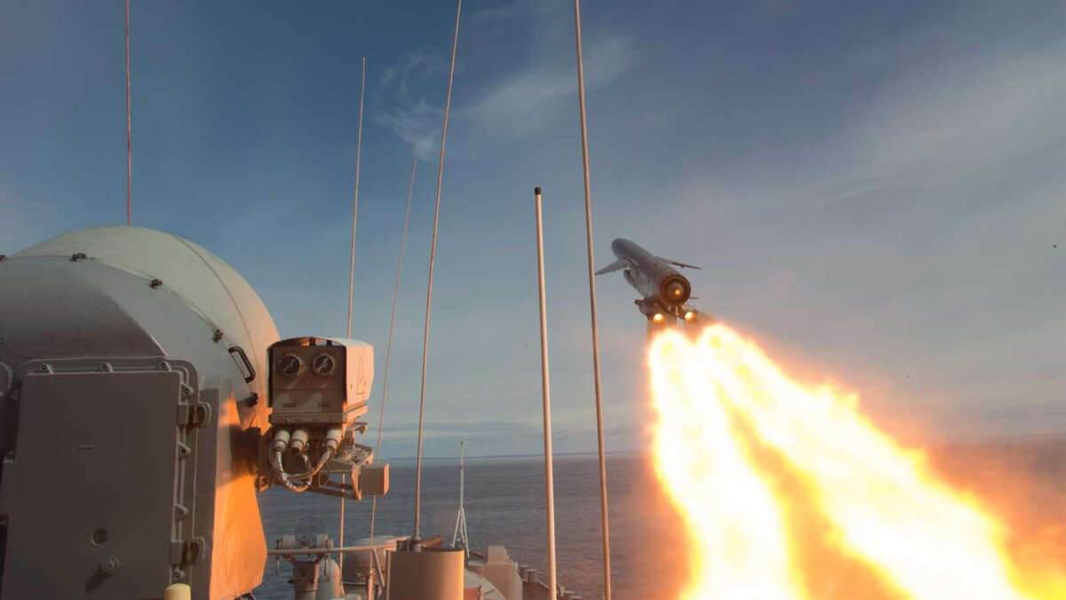 крылатые ракеты типа Циркон