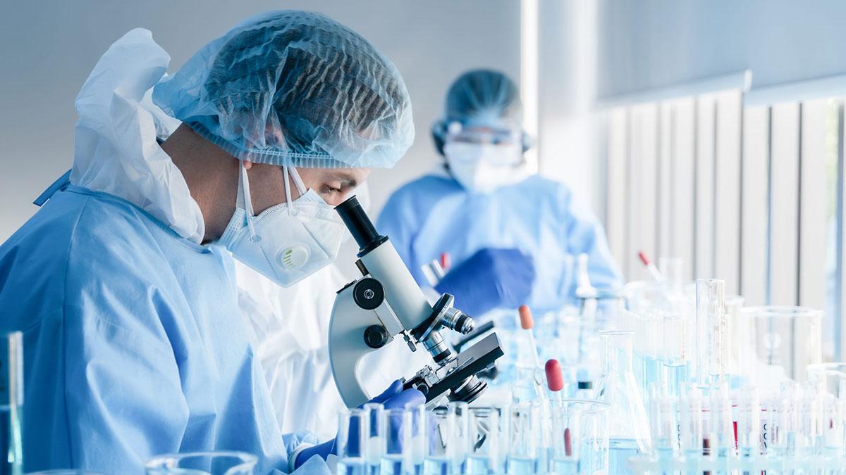 лаборатория исследование ученые вирус изучение