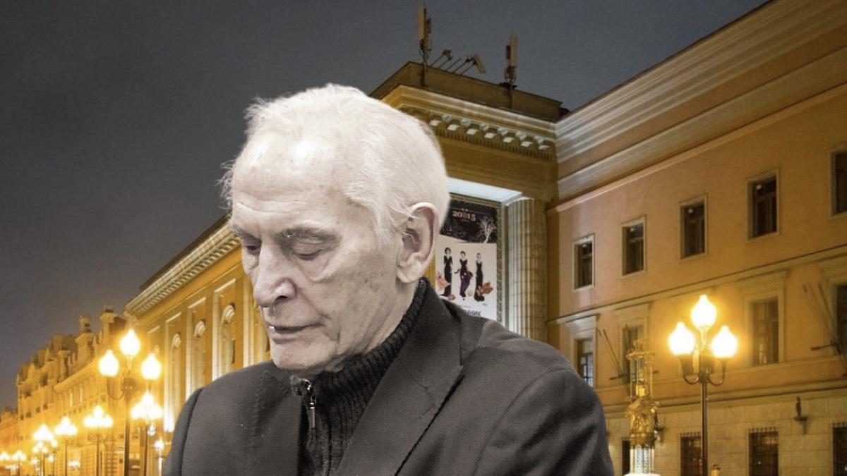 народный артист СССР Василий Лановой