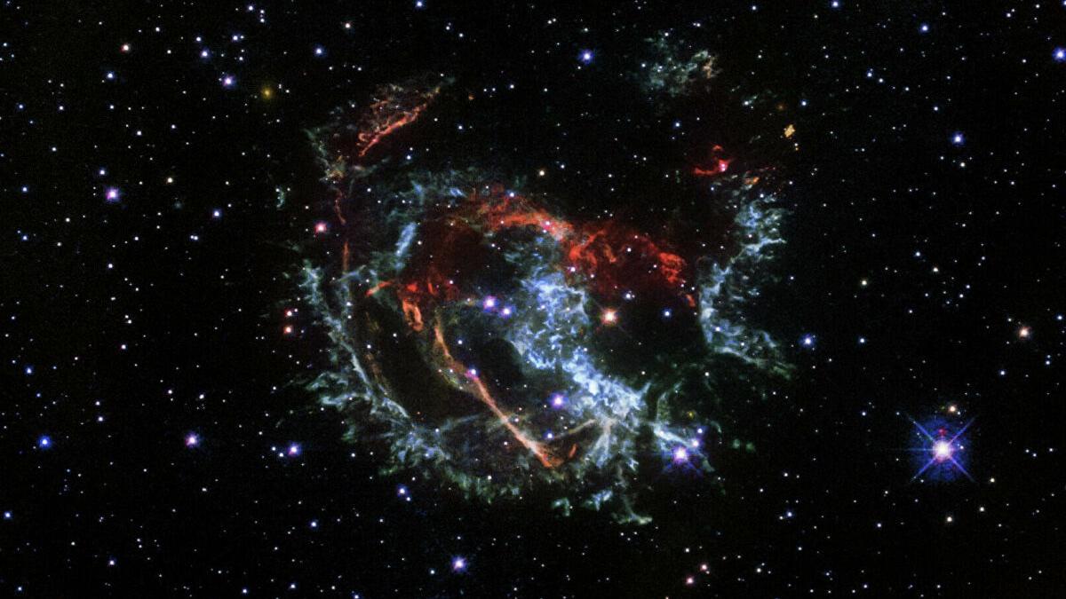 Остатки сверхновой 1E 0102.2-7219