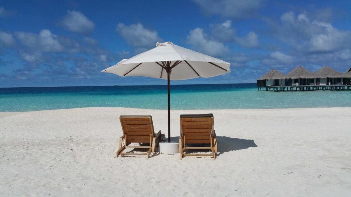 пляж тропики остров туризм