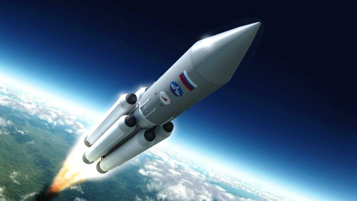 проект российской сверхтяжелой ракеты Енисей