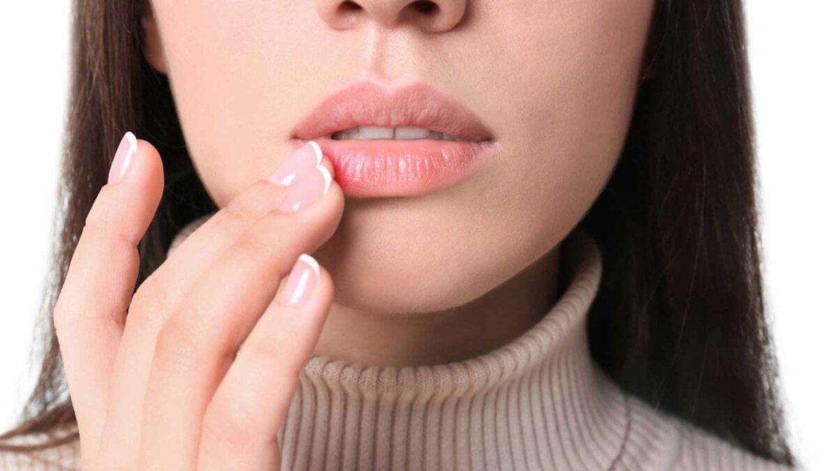 рак рта numbness of the lip онемение губы