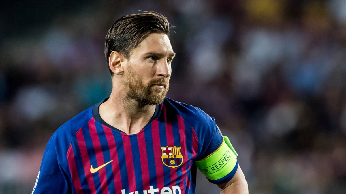 Футболист Лионель Месси - Lionel Messi семь
