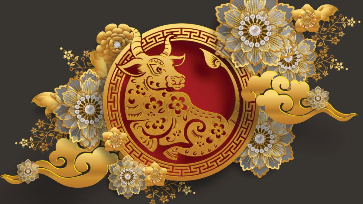 Китайский гороскоп год быка один