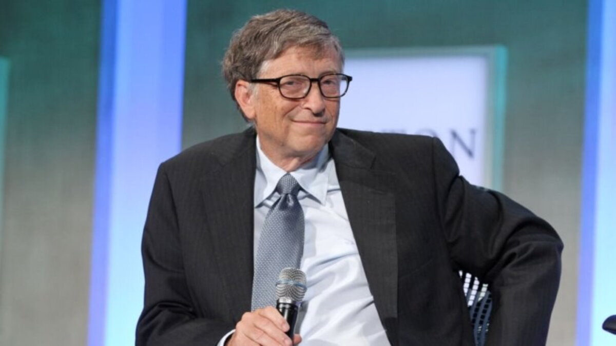 Билл Гейтс - Bill Gates три
