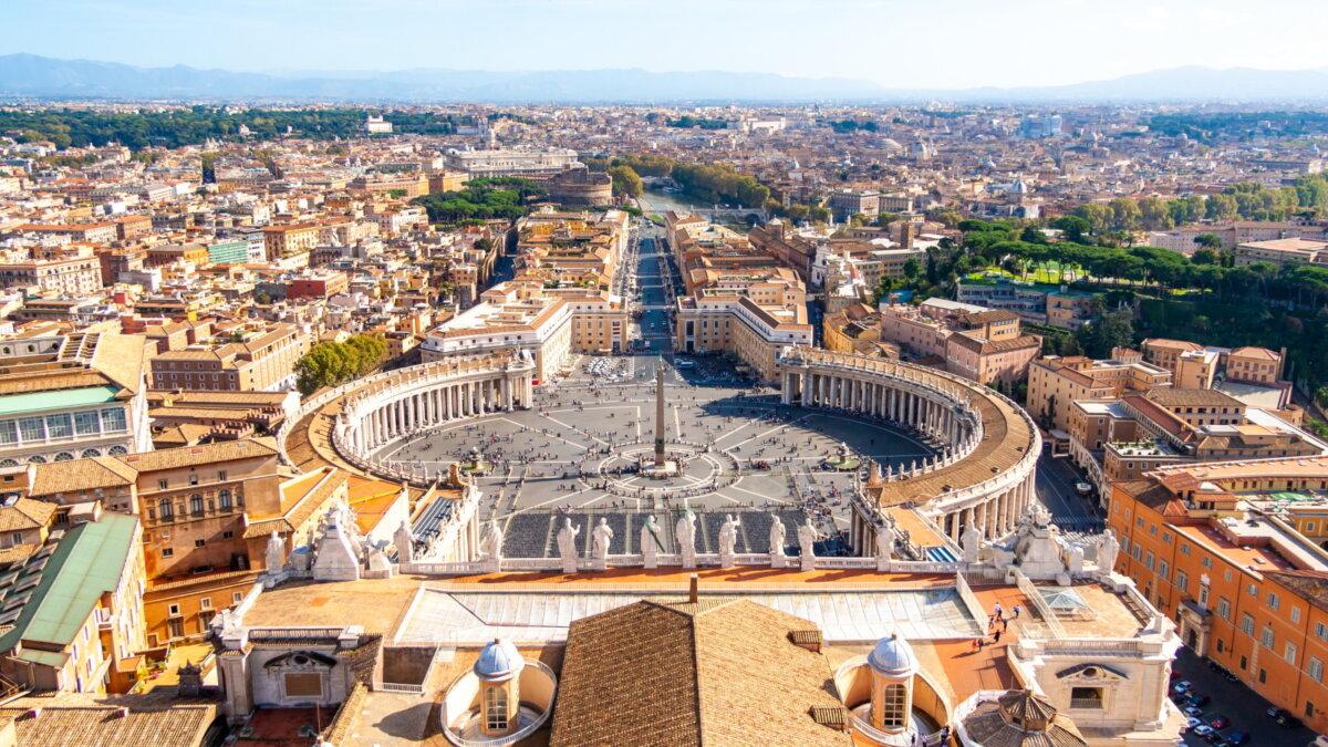 Ватикан туризм