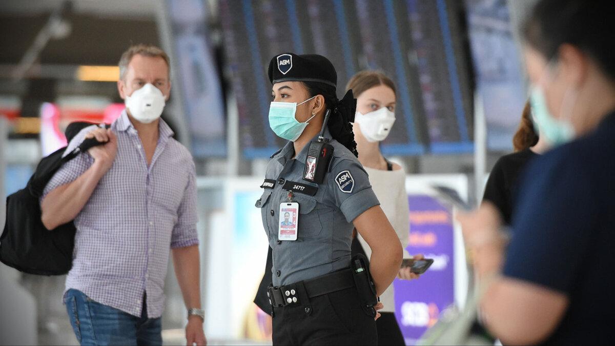 Тайланд бангкок службы аэропорта