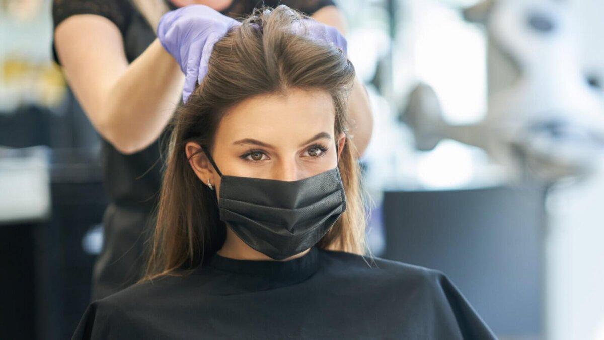 стилист парикмахер причёска волосы