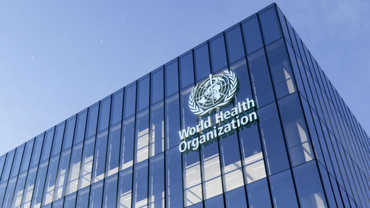 ВОЗ Всемирная организация здравоохранения