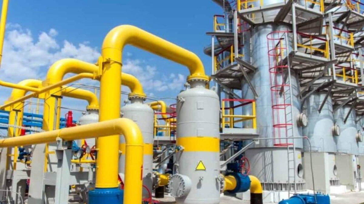 Газопровод транзит газа два