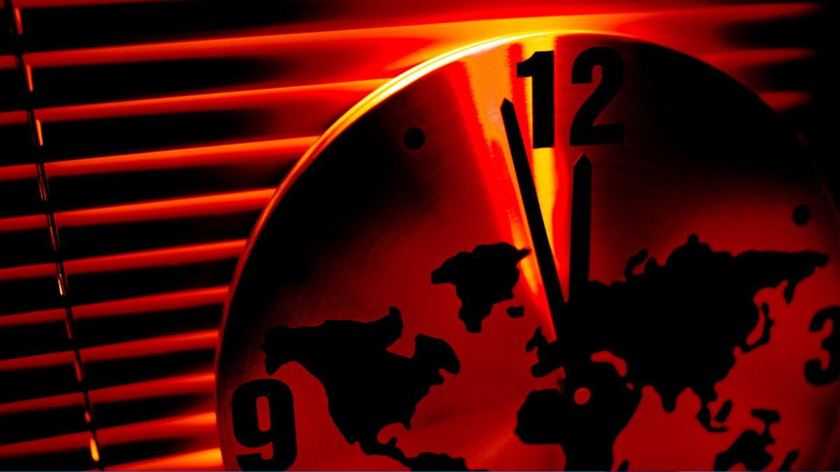 Часы Судного дня один