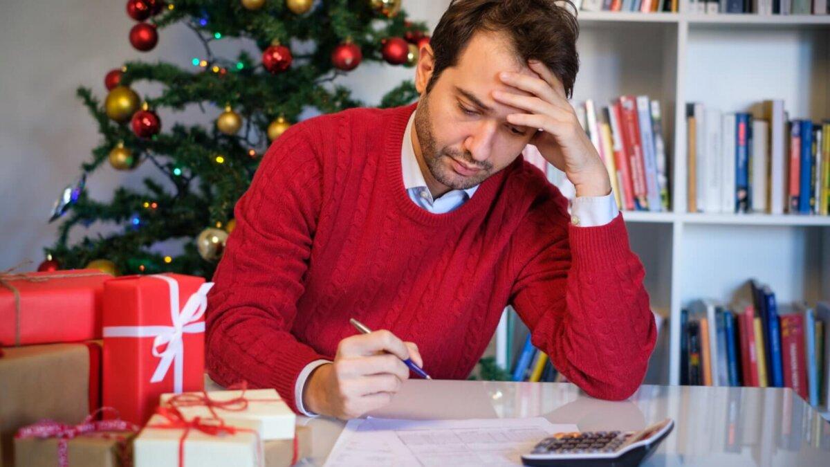 Новый год финансы налоги подсчёты калькулятор