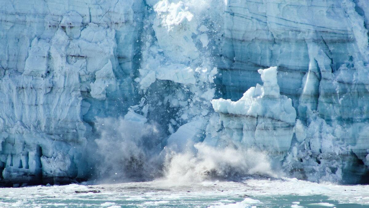 глобальное потепление таяние ледника изменение климата два