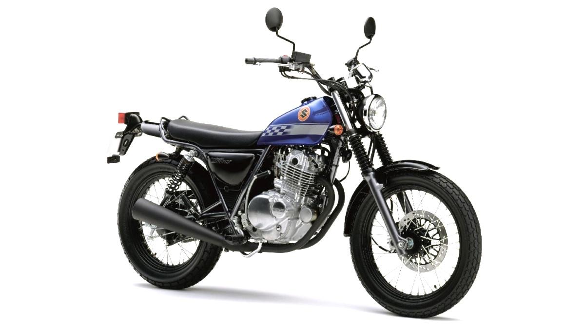 мотоцикл Suzuki TU250 Grasstracker