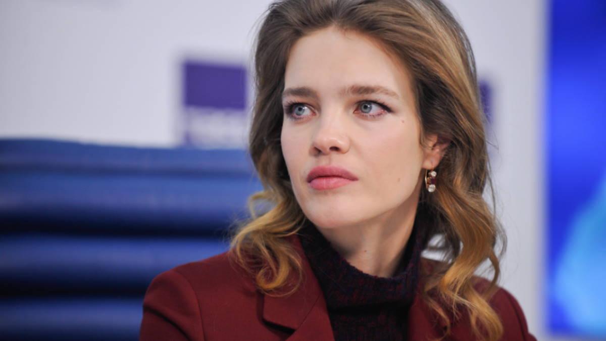 Модель и актриса Наталья Водянова