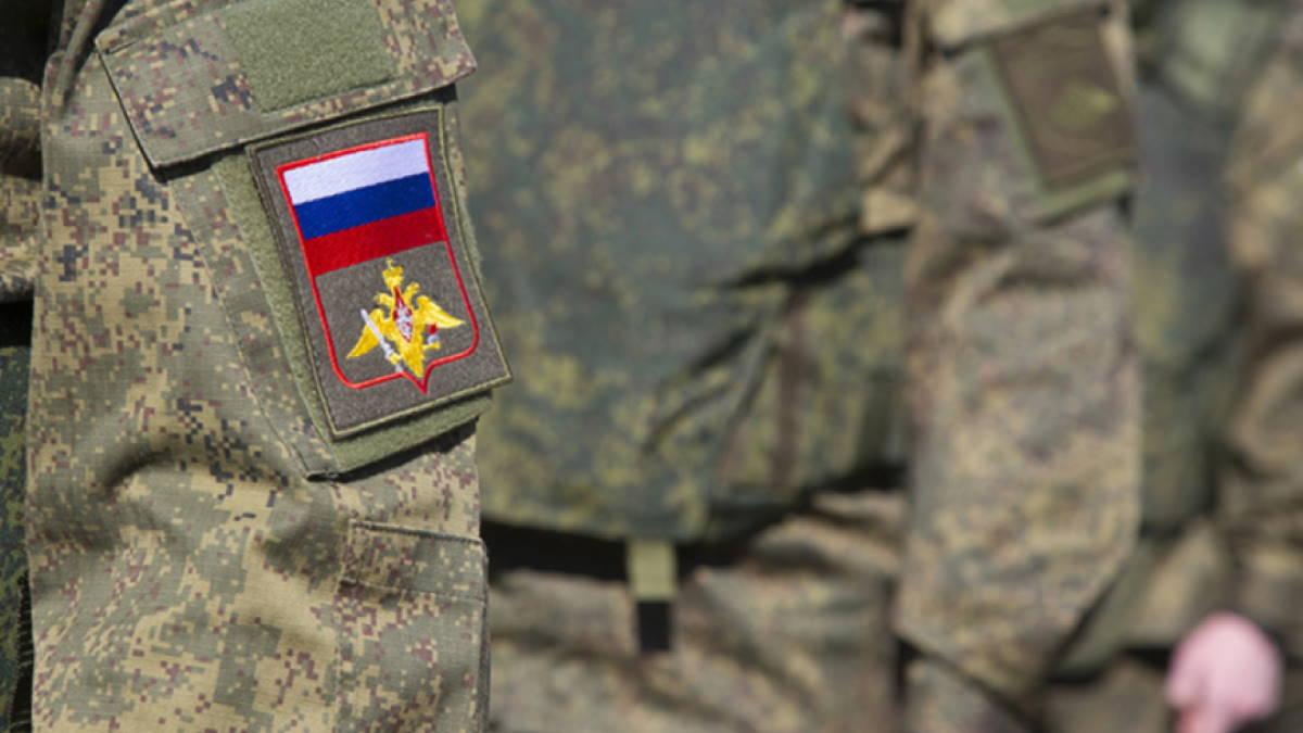 Россия солдаты военные РФ нашивка