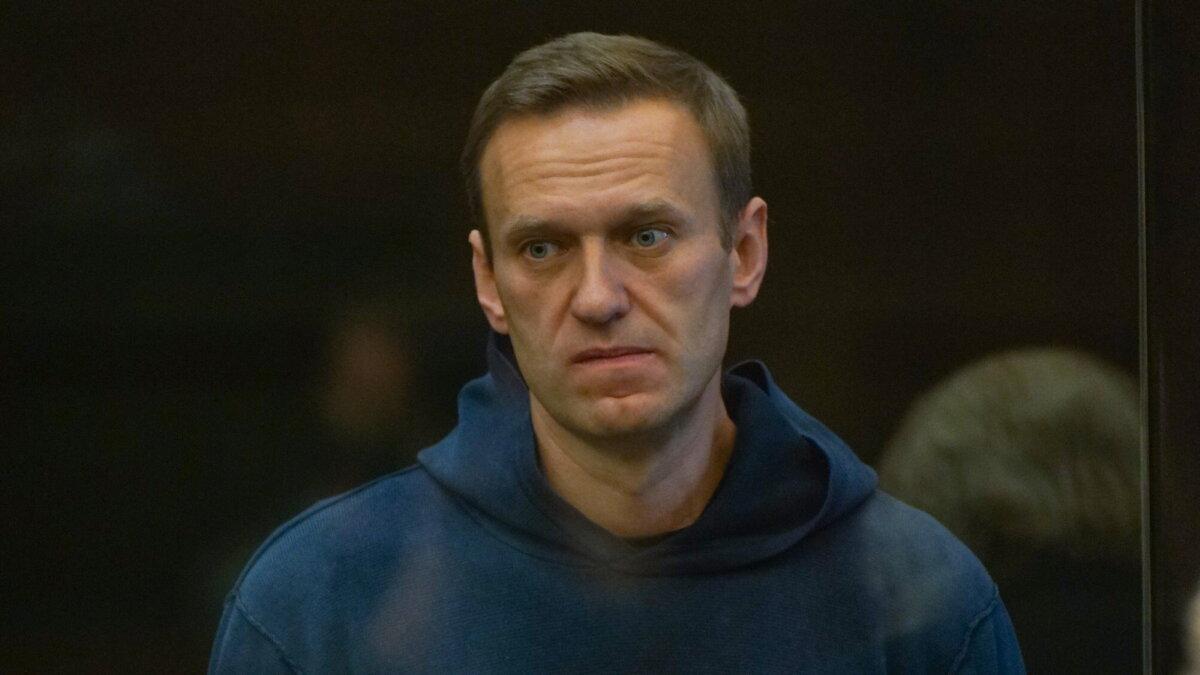Алексей Навальный в суде два