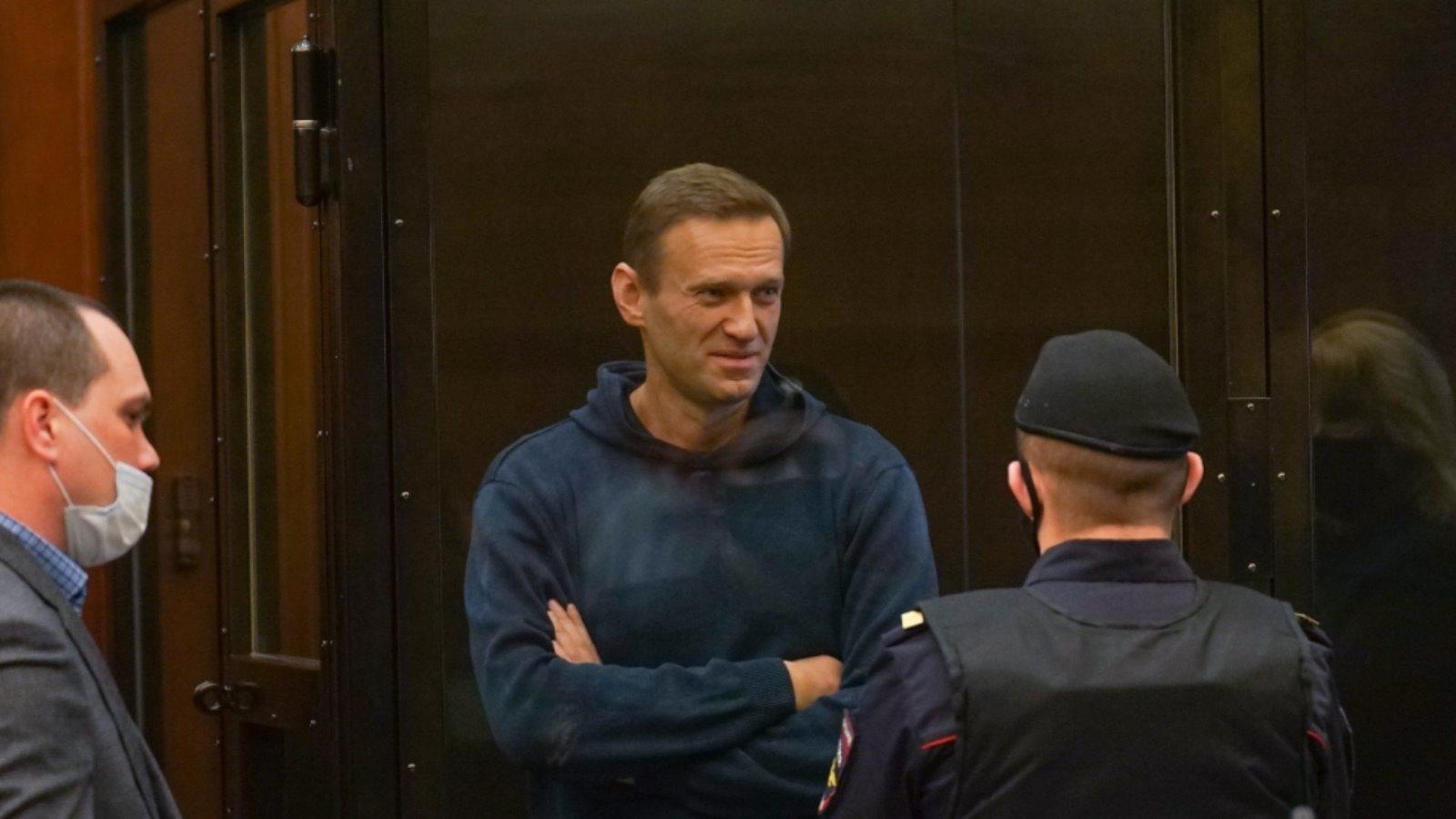 Раскрыто местонахождение Навального