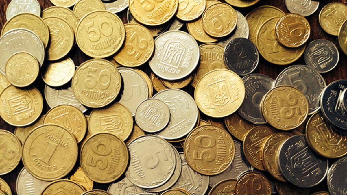 Украина деньги гривны один