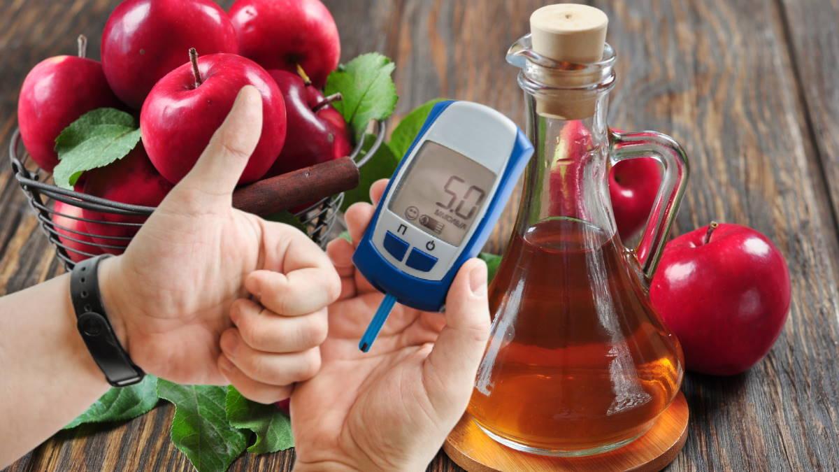 диабет и яблочный уксус