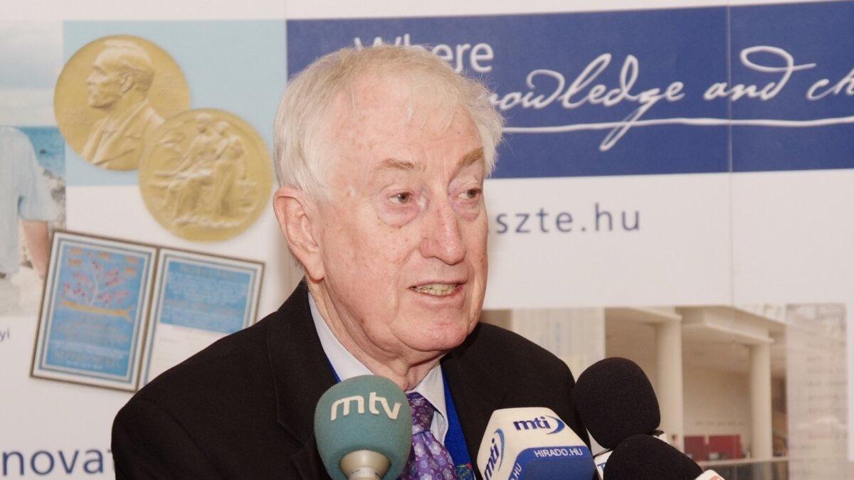 Питер Доэрти Peter C. Doherty