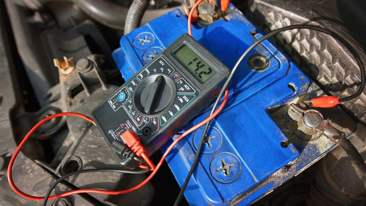 Аккумулятор зарядное устройство автомобиль