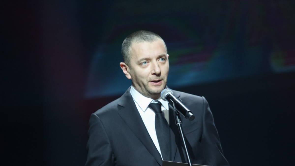 Актёр Алексей Агранович