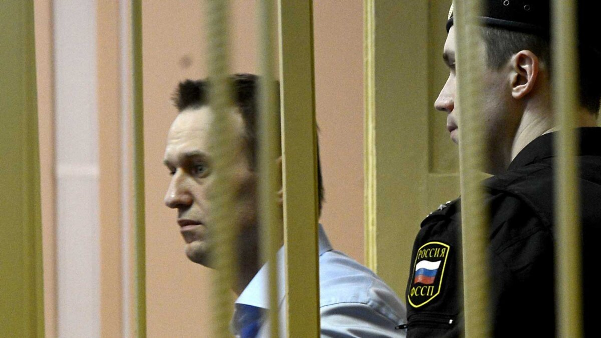 Алексей Навальный суд