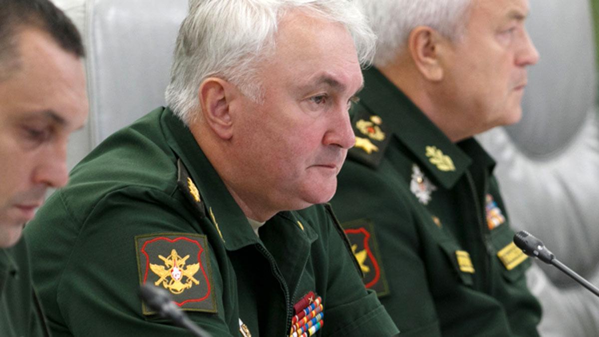 Андрей Валериевич Картаполов заместитель Министра обороны Российской Федерации