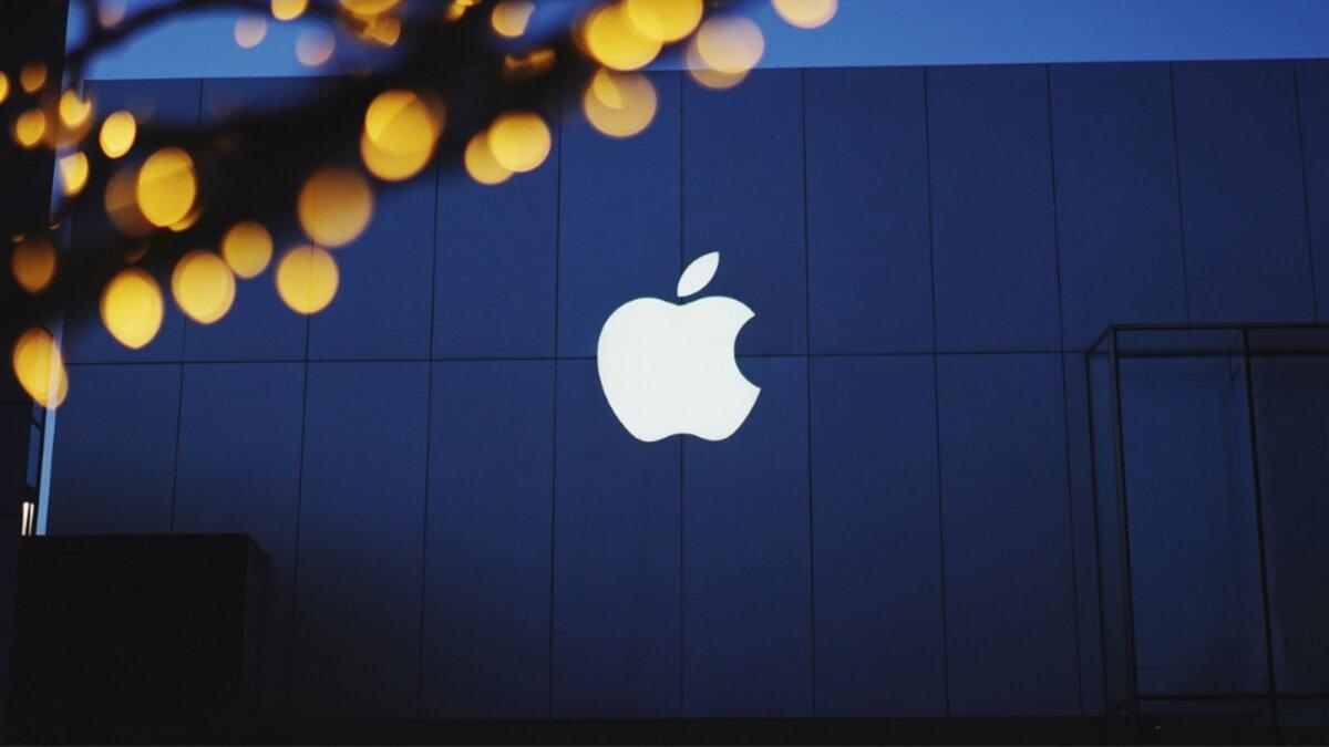 Apple логотип четыре