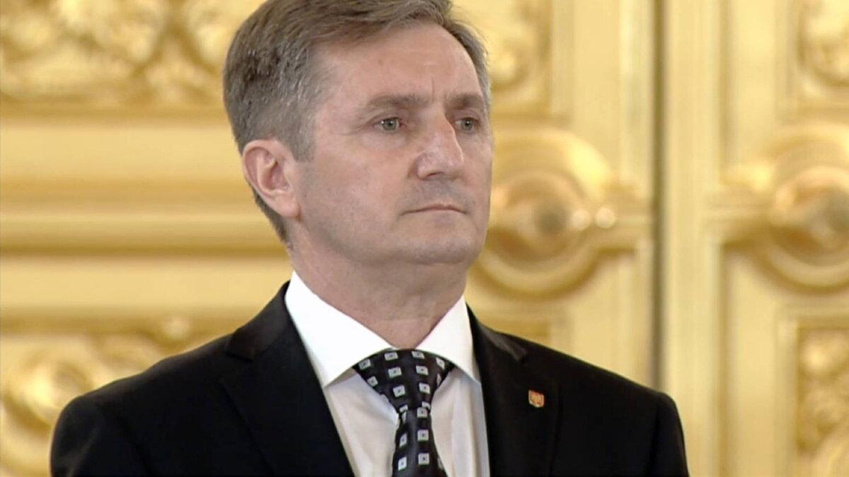 Албанский посол Арбен Газиони - Arben Gazioni