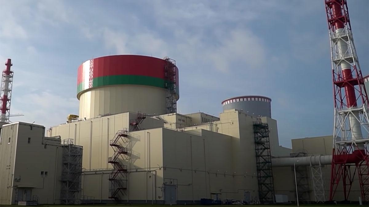 БелАЭС Белорусская АЭС Островец
