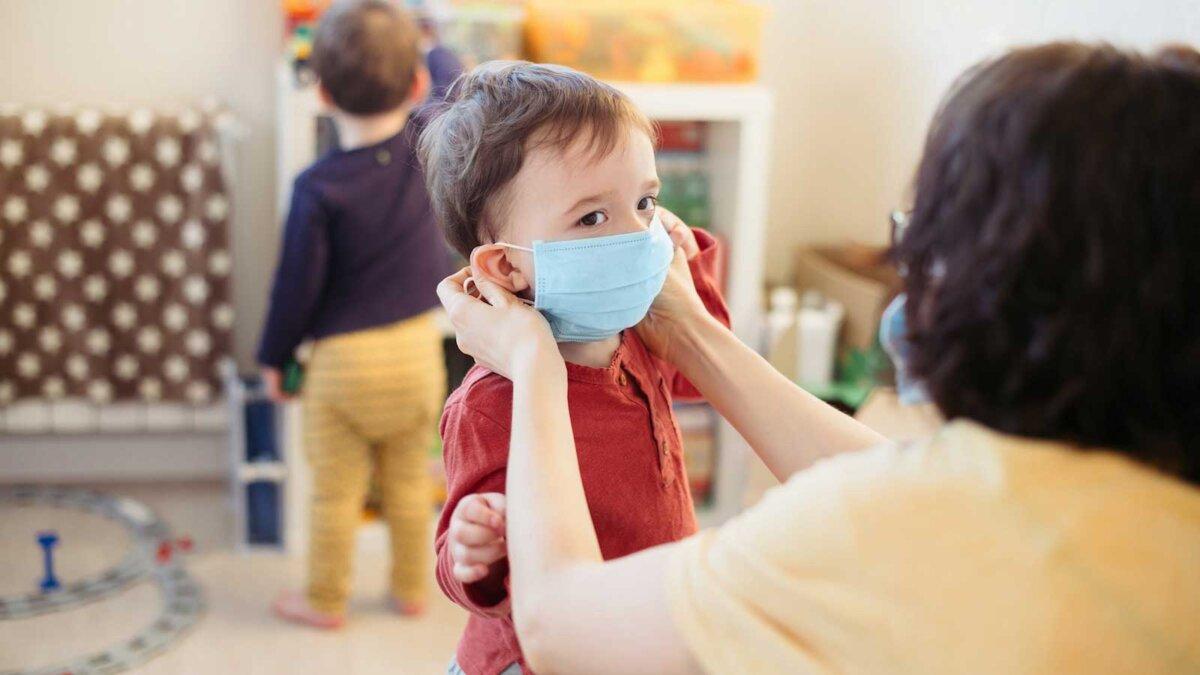 Coronavirus quarantine карантин дети коронавирус